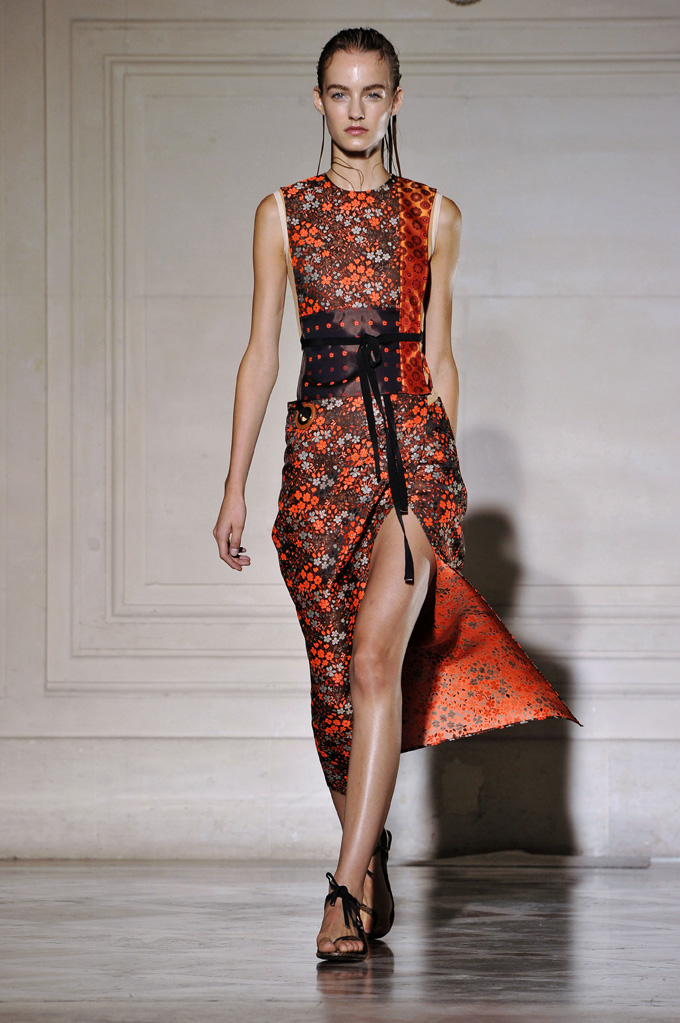 Maison_Martin_Margiela ready to wear spring summer 2015 Paris  september 2014