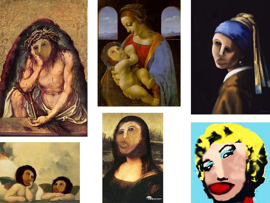 Abb. 5: Mem-Varianten Laien-Restauration