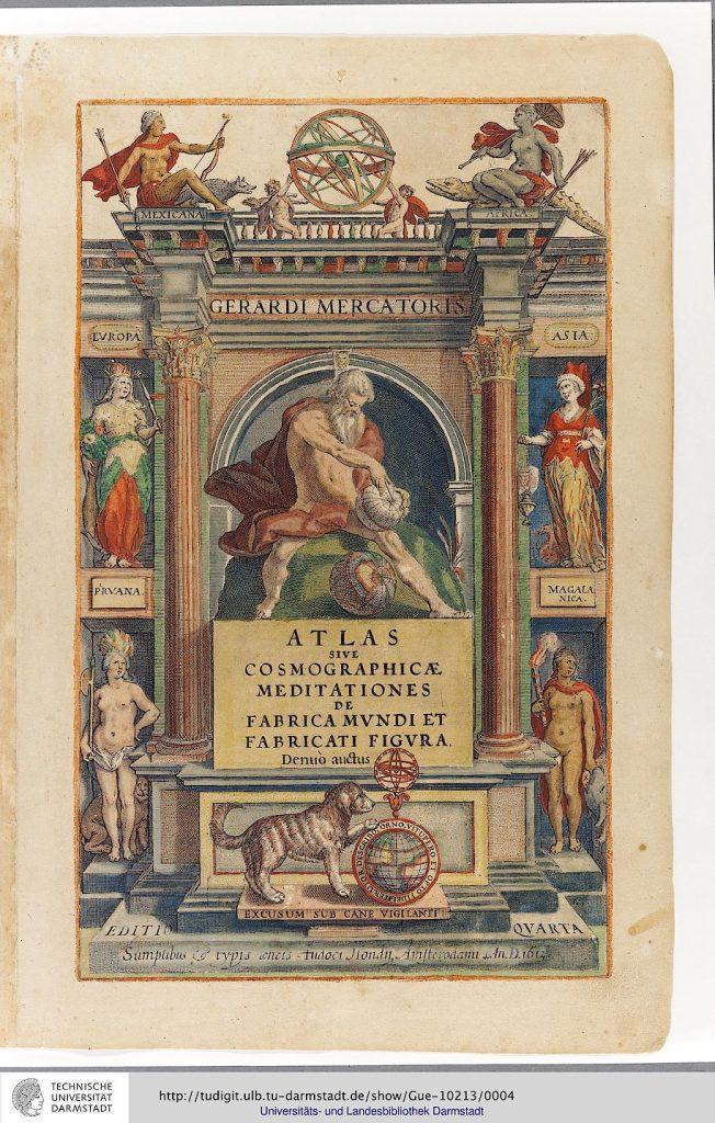 Mercator Atlas
