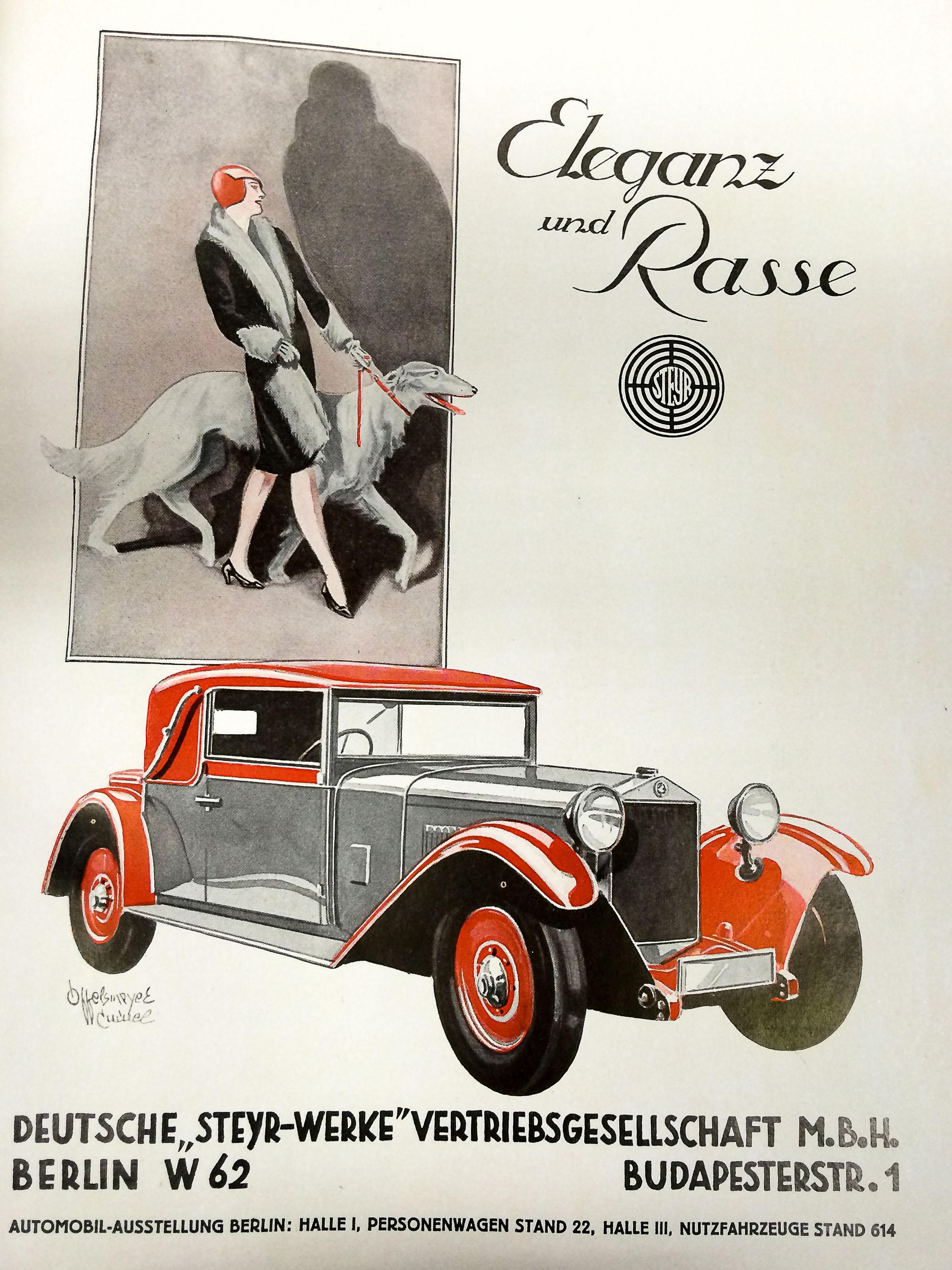 Dame Erstes Novemberheft 1928