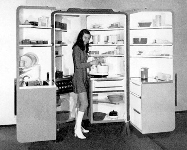Abb. 12: Modell der Firma Haas + Sohn KG, 1972